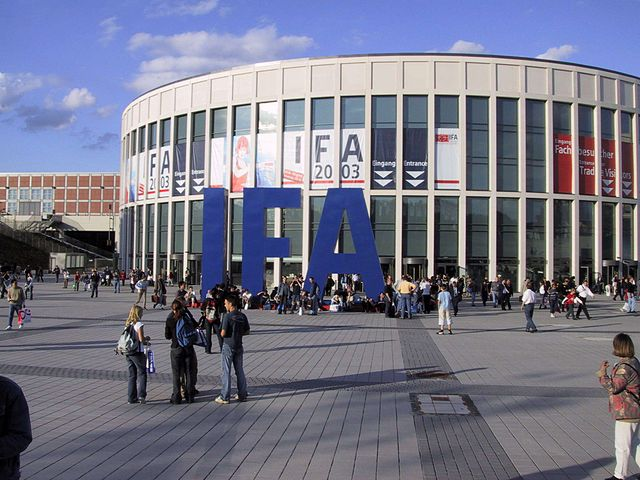 Messe Berlin IFA